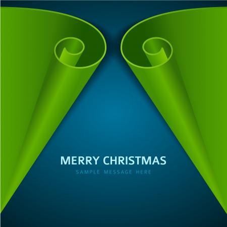 Christmas tree  background Stock Vector - 16697431