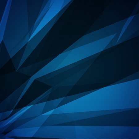 Abstract 3d geometric  background Stock Vector - 18688181