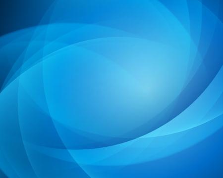 azul: La luz de fondo abstracto
