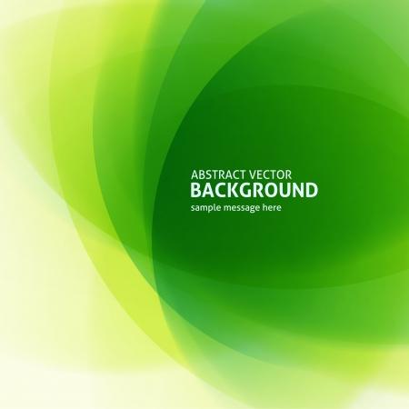grün: Zusammenfassung hellem Hintergrund Illustration