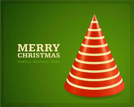 Christmas tree background Stock Vector - 22027048