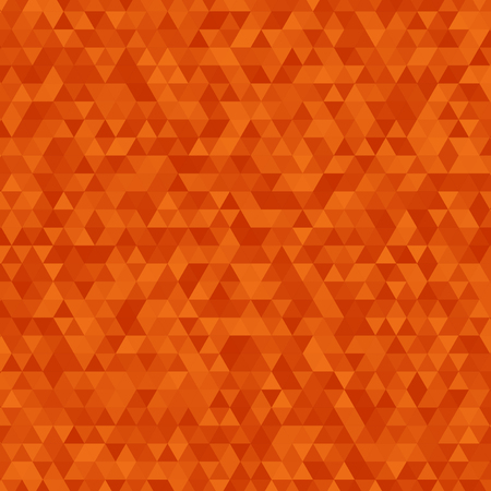Abstract geometric triangles technology vector background  Vector