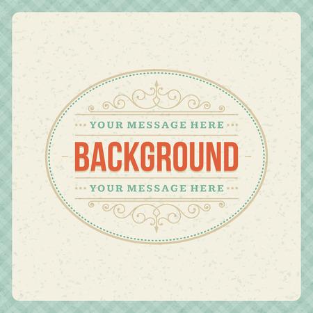 similar images: Find Similar Images Vintage background design template