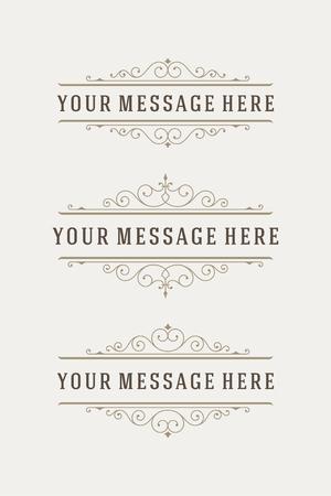text swirls