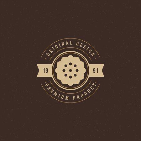 panadero: línea plana ilustración Marketing Digital concepto de vector. carrera lineal iconos vectoriales delgadas modernas. Vectores