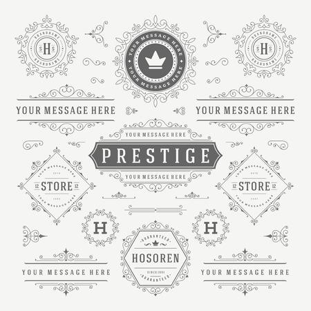 Flat Line Digital Marketing Concept Vector illustration. Modernes minces temps linéaire icônes vectorielles.