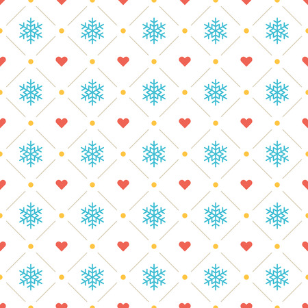 Christmas pattern vector design background