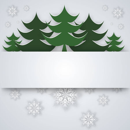 snowflake on a paper background photo