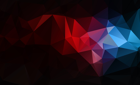 vector illustration of triangle background Illustration