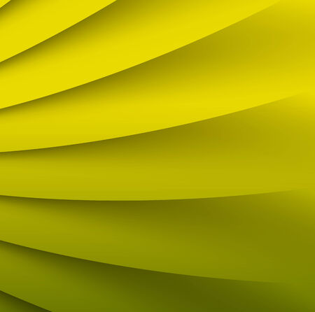 Vector illustration of Abstract background in yellow Vector