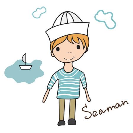 seaman: boy seaman