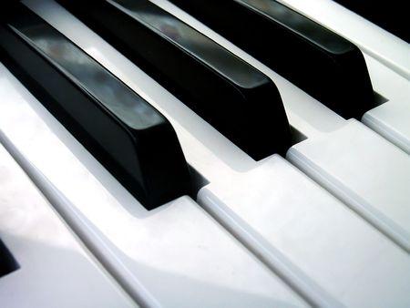 tune: Piano keyboard II