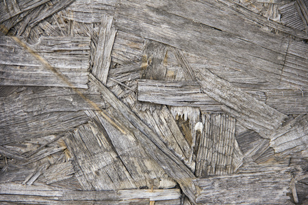 wooden partition: Wooden particleboard background Stock Photo