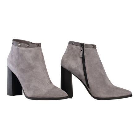 women's leather shoes Stock fotó