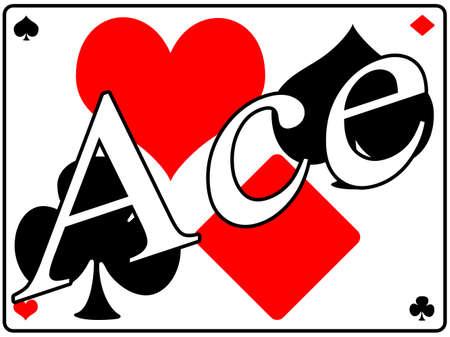 distinguishing: playing card
