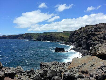 Nakalele Point, Maui, Hawaii, June, 2014