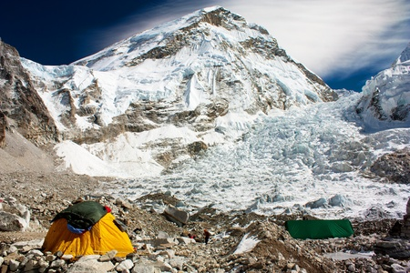 everest base camp photo