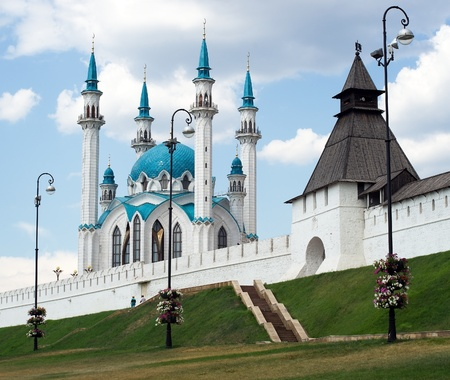 kreml: kreml - kazan - russia