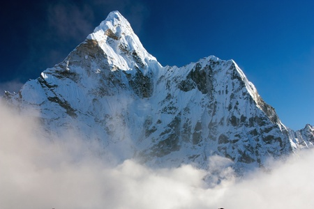eventide: Ama Dablam  Stock Photo