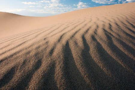 arenas movedizas: duna
