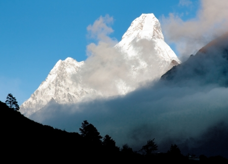 Ama Dablam  Stock Photo - 13649958