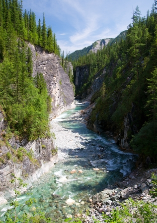 buryatia: sumak river - sayan mountains - buryatia russia