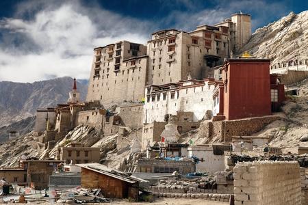 kashmir: Leh Palace - Ladakh - Jammu and Kashmir - India
