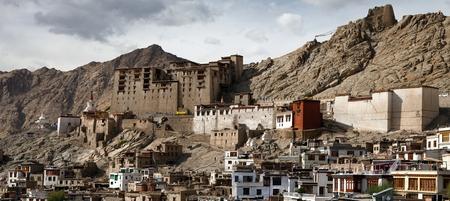 ladakh: Leh Palace - Ladakh - Jammu and Kashmir - India