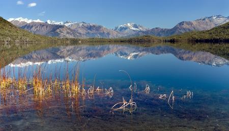 tal: View of Rara Daha or Mahendra Tal Lake  Rara trek  Mugu District, Karnali Zone, West Nepal