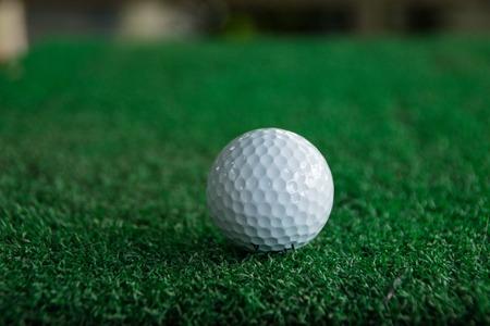 golf ball Reklamní fotografie