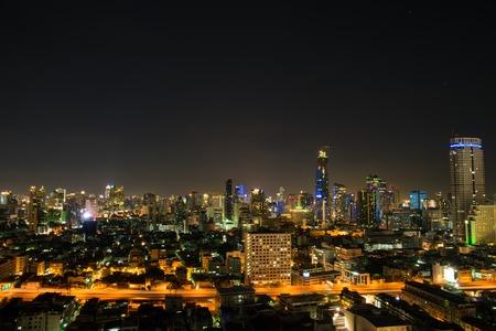 nightview: Cityview Stock Photo