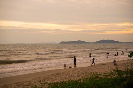 sunup: Beach Stock Photo