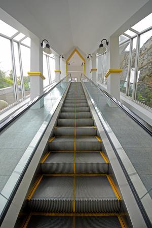 escalator Editorial