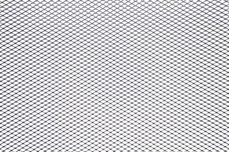 Lattice background, black and white