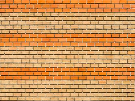 Two colors brick wall, brick texture