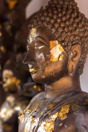 blissfull: Buddha Statue In Wat Doikum Stock Photo