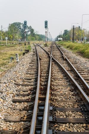 Railroad, Chaingmai - Bangkok photo