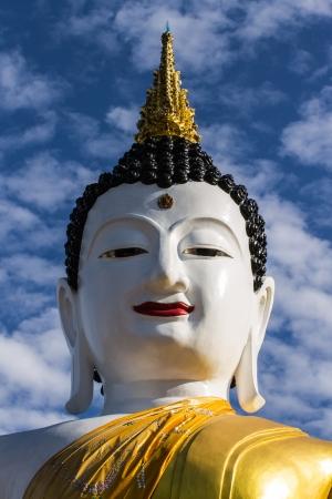 big buddha image at golden triangle Stock Photo - 19670951