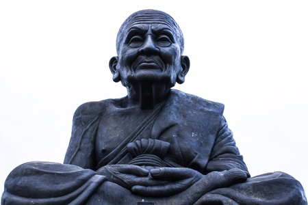 pu: Luang Pu Thuat statue