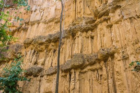 phachor in Doi Lo  Chiangmai , Grand Canyon National Park, Thailand photo