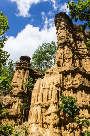 phachor in Doi Lo  Chiangmai , Grand Canyon National Park, Thailand photo