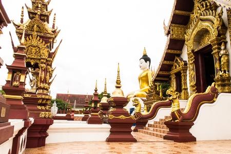 Wat Raja Mon Thian , Chiangmai Thailand photo