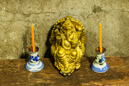 Still Life - Lord Ganesh photo