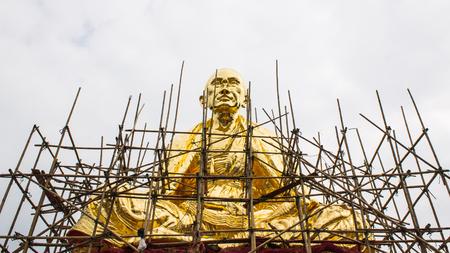 bodhisattva: Golden Bodhisattva Kru Ba Sri Vi Chai construction