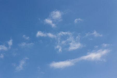Cloud and Blue Sky photo