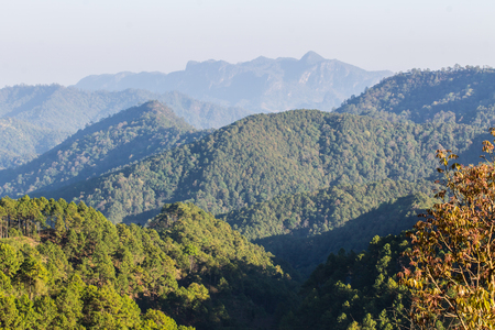 Doi Luang Chiang Dao, View Form Wianghaeng Chiangmai Thailand photo