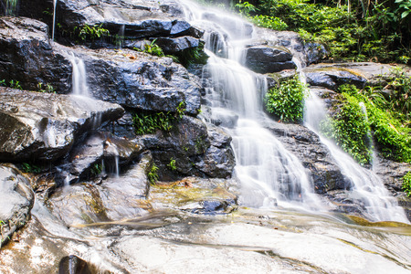 th� ¨: Mon Tha Than Waterfall In Doi Suthep - Parco Nazionale Pui, Chiang Mai Thailandia