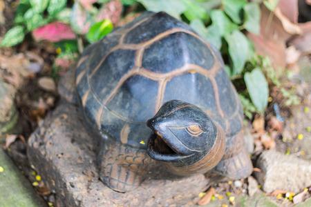 statuary garden: Turtle statue in the garden