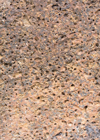 texture of Laterite Stone photo