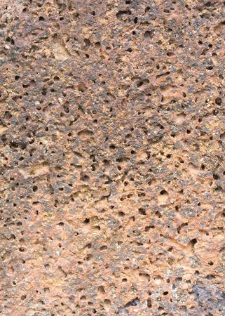 texture of Laterite Stone photo
